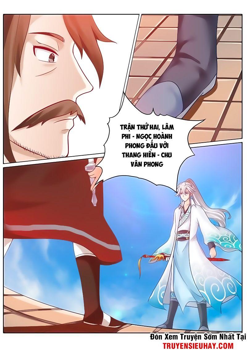 Chư Thiên Ký - Chap 63
