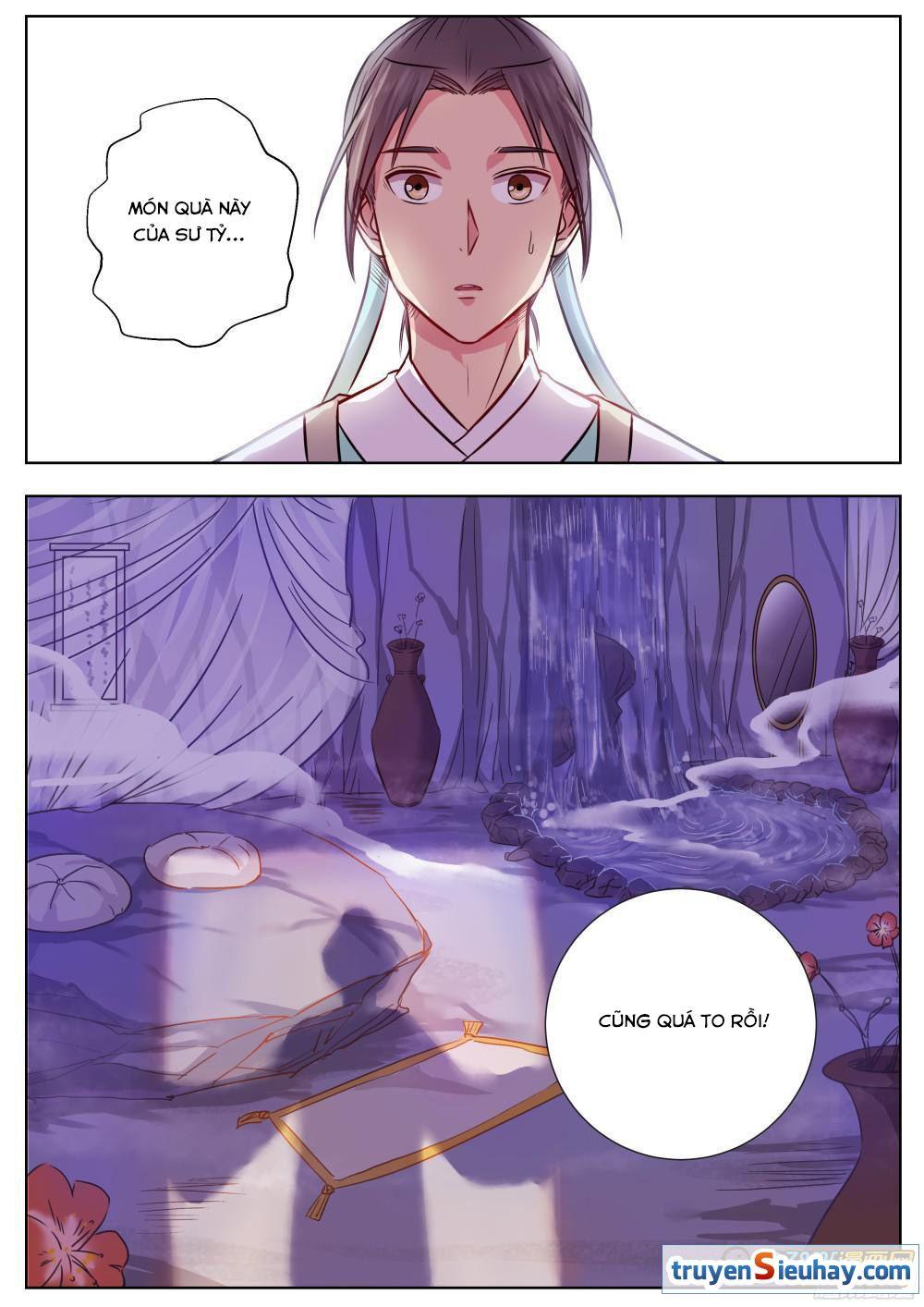 Ngã Dục Phong Thiên - Chap 5
