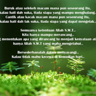 Kau Ilhamku◕‿◕: Words of Wisdom #10