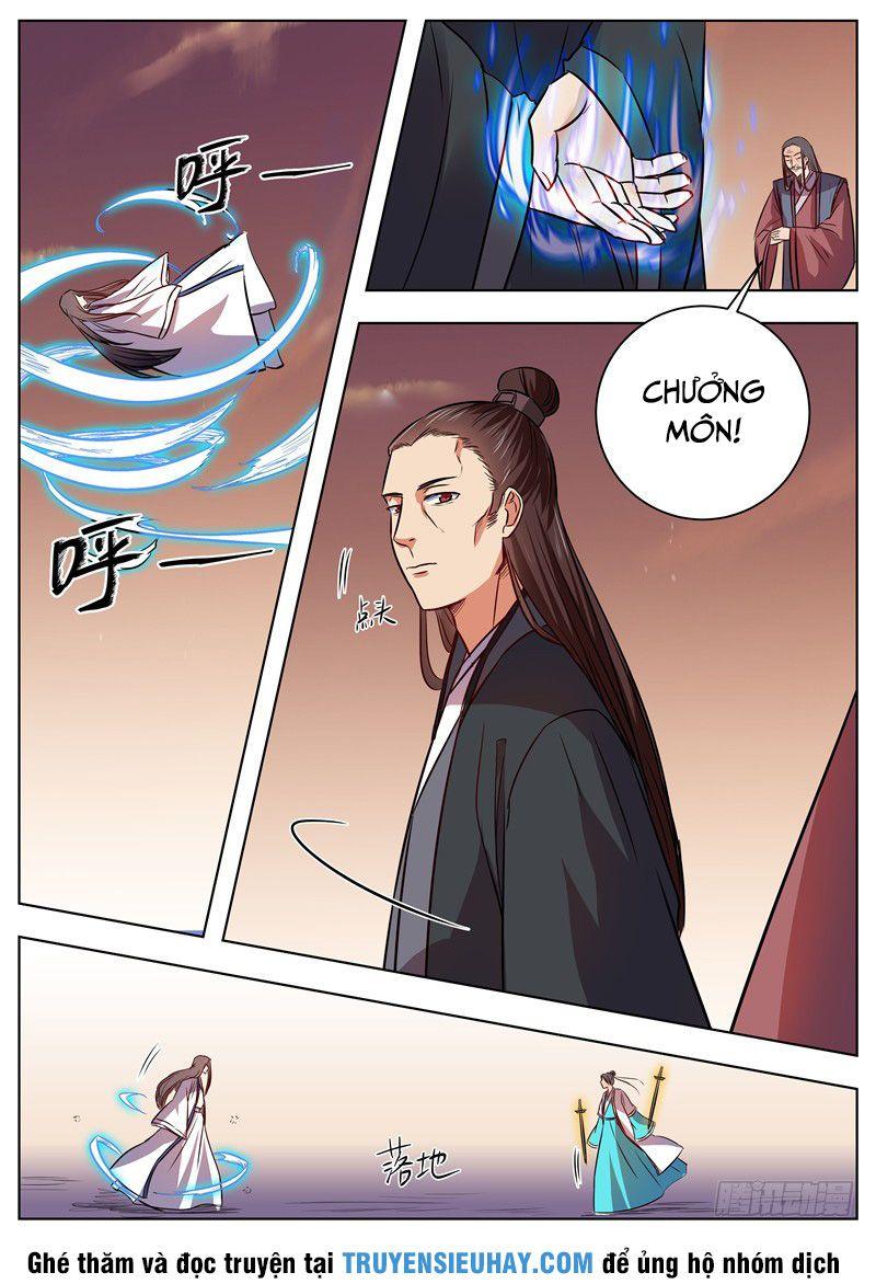 Ngã Dục Phong Thiên - Chap 48