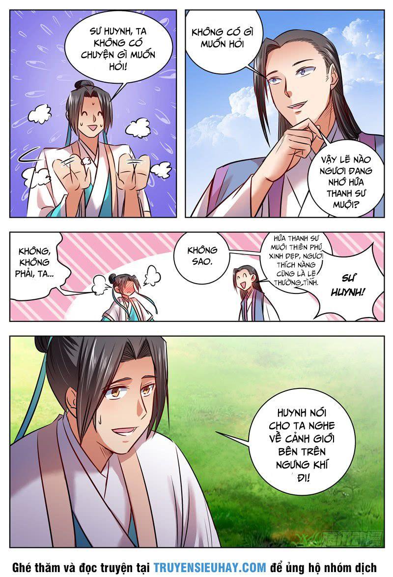Ngã Dục Phong Thiên Chap 49
