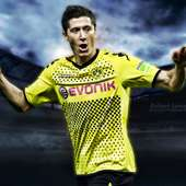 Robert Lewandowski 2013 HD Wallpapers