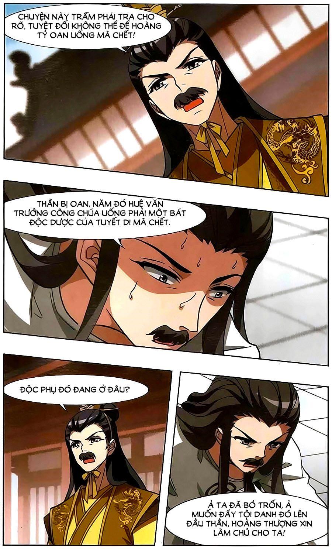 Phượng Nghịch Thiên Hạ – Chap 114