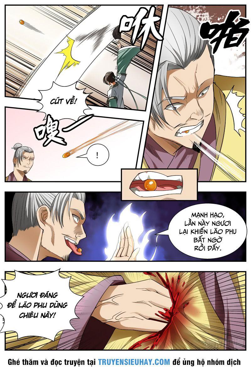 Ngã Dục Phong Thiên - Chap 76