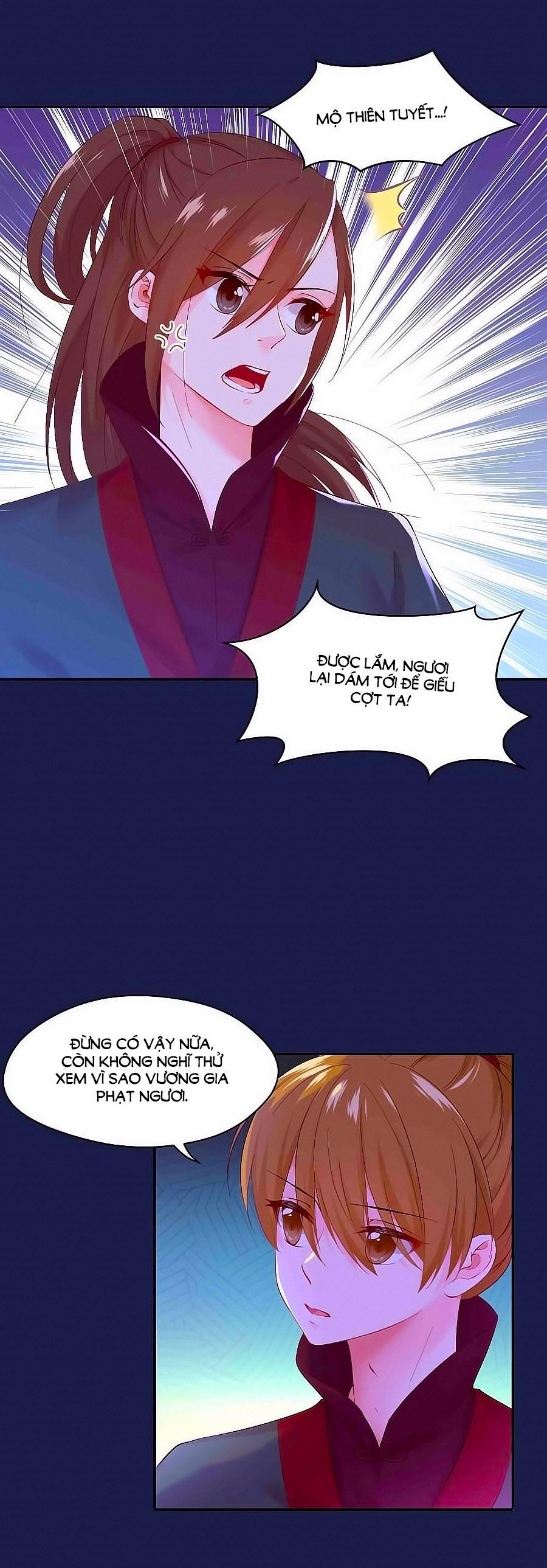 Thịnh Thế Đế Vương Phi - Chap 58