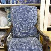 These Chairs Would Be Great In Any Living Room Or As Captain's Chairs