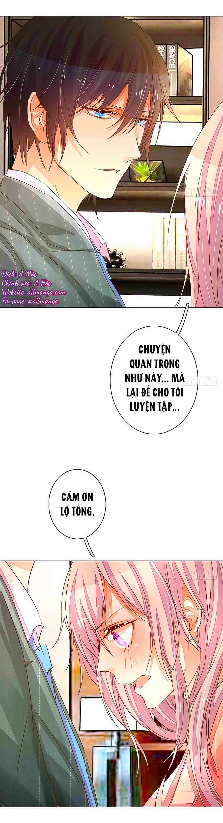 Hào Môn Tiểu Lãn Thê - Chap 53