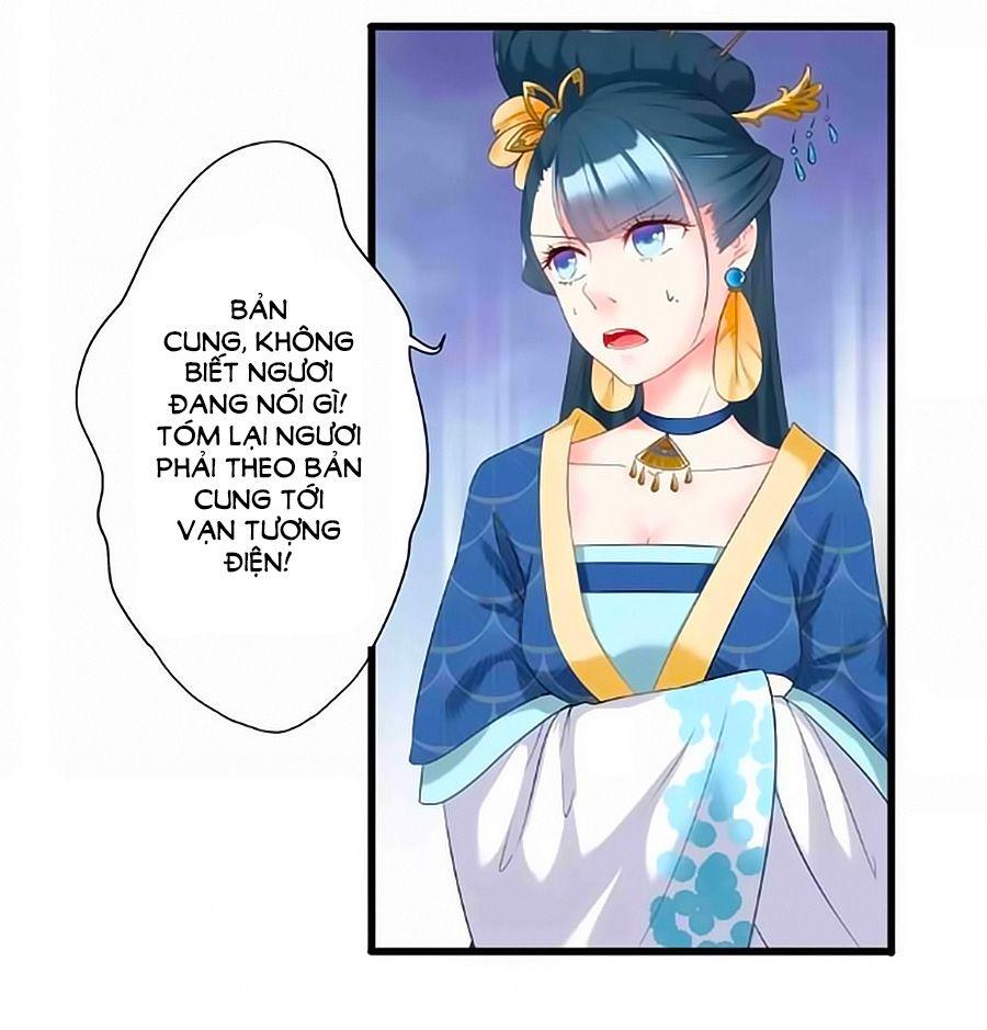 Thịnh Thế Đế Vương Phi - Chap 5