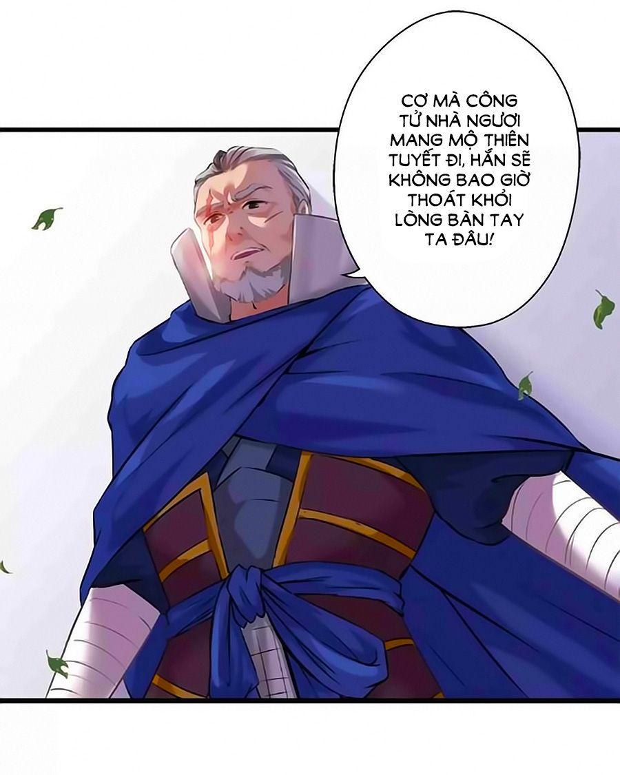 Thịnh Thế Đế Vương Phi - Chap 9