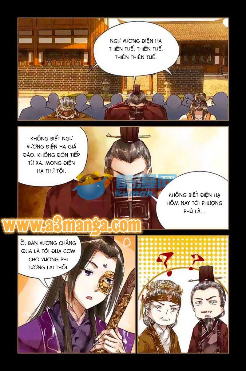Thần Y Đích Nữ Chap 28