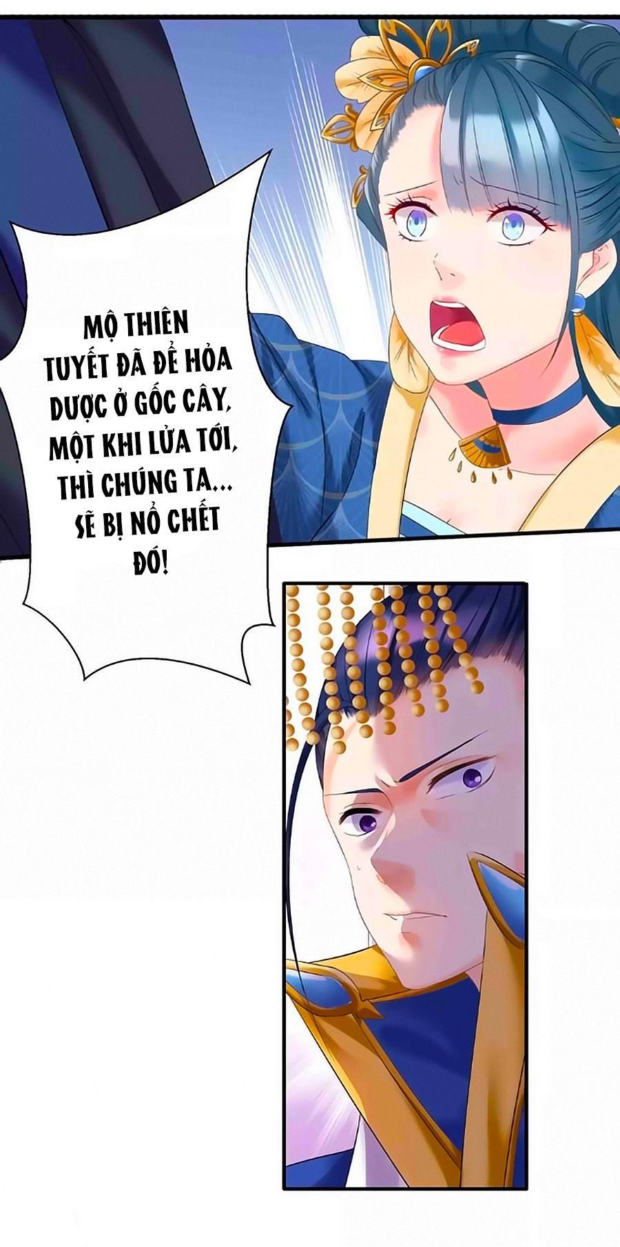 Thịnh Thế Đế Vương Phi - Chap 6