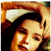 Frances Farmer (Portrait Treatment)