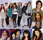 11  Ugly Chibi Victorious Cast and other Victorious People