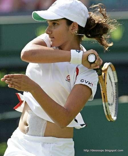 Sania Mirza Big Boobs
