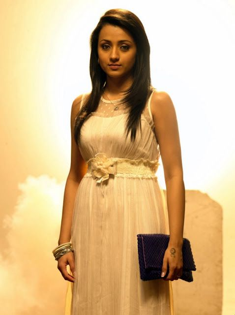 Trisha Krishnan Latest Naked