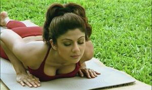 Shilpa shetty sexy Boobs in Yoga | Get All Sexy Websites Lists