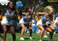 College Cheerleader Heaven: Great Website for UCLA Cheerleaders