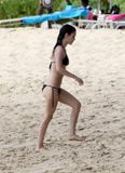 Rachel Bilson Tiny Black Bikini Candid Photos » ScandalShack com