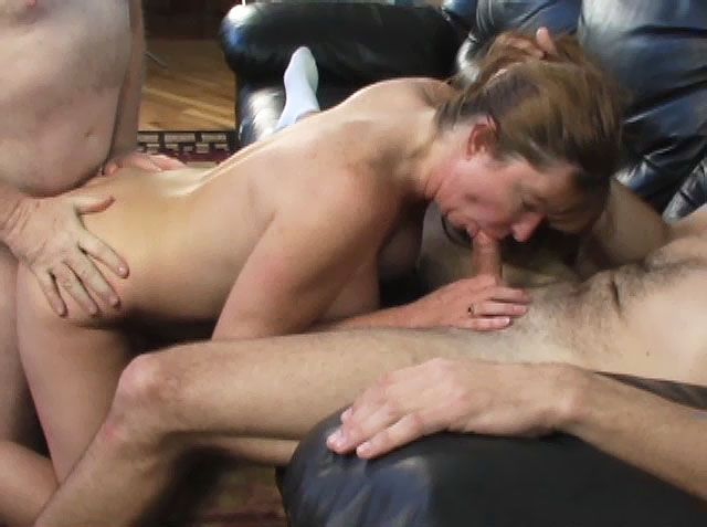 Blonde Mom And Her Step Son Sex