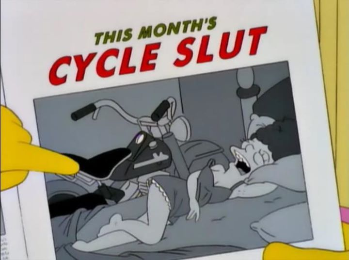 Cycle Slut