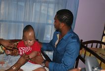 Joseph stated that the motherless babies visit was done on behalf of