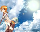 nami sexy wallpaper in onepice anime nami sexy wallpaper in onepice