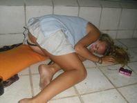 sleeping upskirt  Public Upskirts