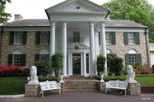 OUR TRAVEL JOURNAL: Elvis Presley Graceland, Memphis, Tennesse, U S A