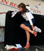 Reaganite: Best Gams in the GOP? You Be the Judge