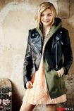 THE SHARPER: Chloë Grace Moretz by Boo George for Teen Vogue March