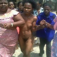 Liadi's Blog: Another Lady Steals A Blackberry Phone, Stripped Naked