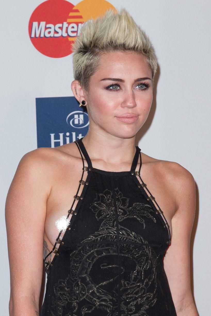 Miley Cyrus Uncensored