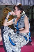 Actress Monica Bedi Hot Saree Photos | unlimited aunties