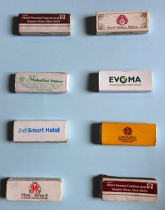 The Phillumenist -Collects Matchbox or Matchbooks : HOTEL & RESORTS