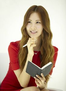 for her birthday snsd s seohyun agreed to be interviewed by a major