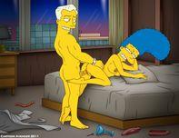 Cartoon Babes in Hot Action: Mare Simpson 18 (XXX)