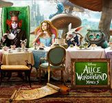 had never been a big fan of the Alice in Wonderland movies (like the