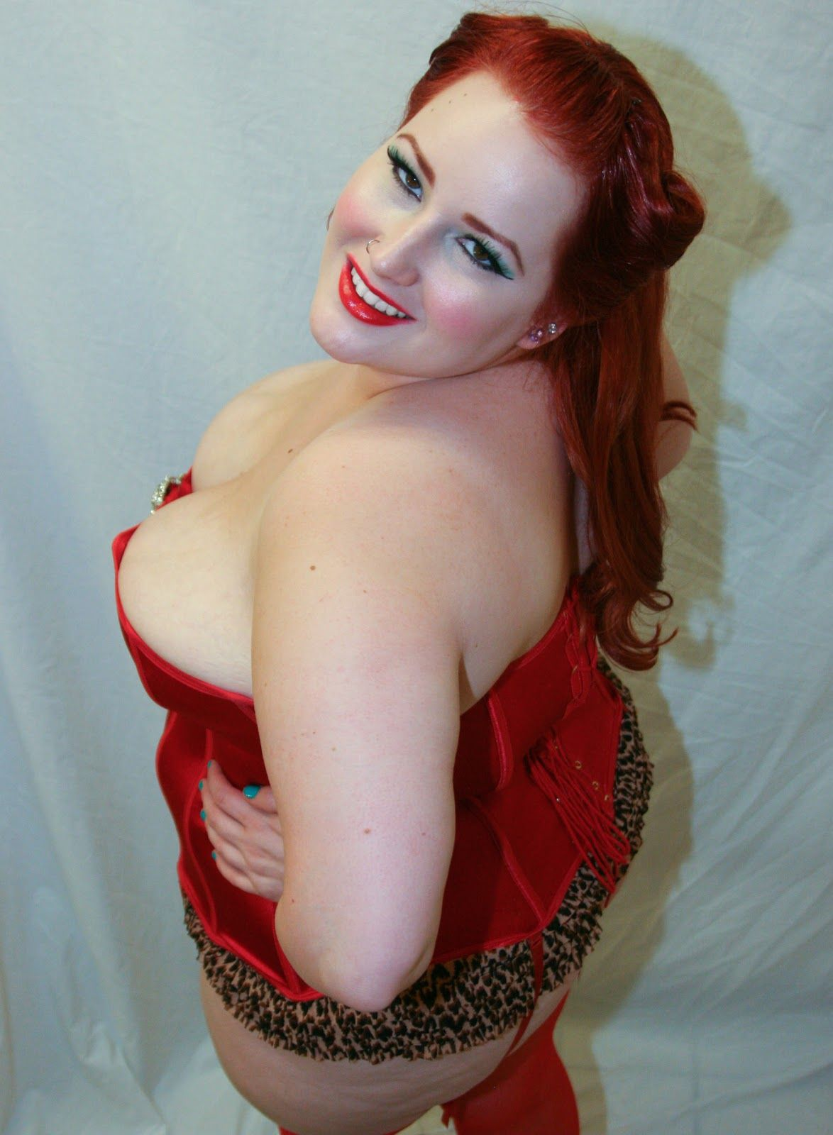 Eliza Allure My Favorite Bbw