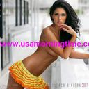 Leaked Out Hot Pakistani Actress & Top Model Nargis Fakhri In America