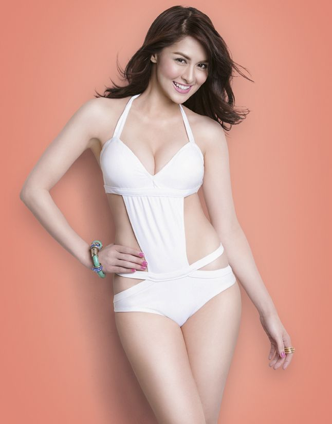 Marian Rivera Naked Magazine