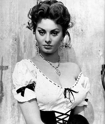 Sofia Loren Naked