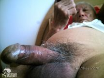 Love Old Man: Old man hot cock
