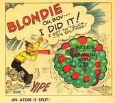 of Science Portal: Chic Young's Dagwood Bumstead does some science