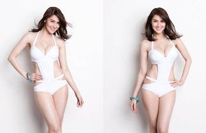 Marian Rivera Sweet Cleavage for Cosmo