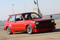 Culture  The small car blog: Nostalgic Subcompact: Toyota Starlet