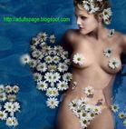 Hot & Spicy: Nude Drew Barrymore Awesome Photo Shoot