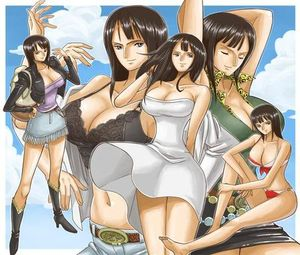 one piece robin wallpaper named nico robin crocodiles one piece