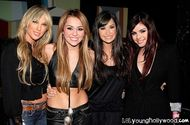 Favoritas: Taylor Swift, Miley Cyrus, Demi Lovato e Selena Gomez