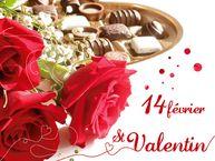 Carte de voeux 2014 pour la SaintValentin | SMS d'amour:Poème d
