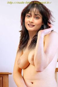 Kiran Rathod topless,braless showing her big boobs & pussy and nipples